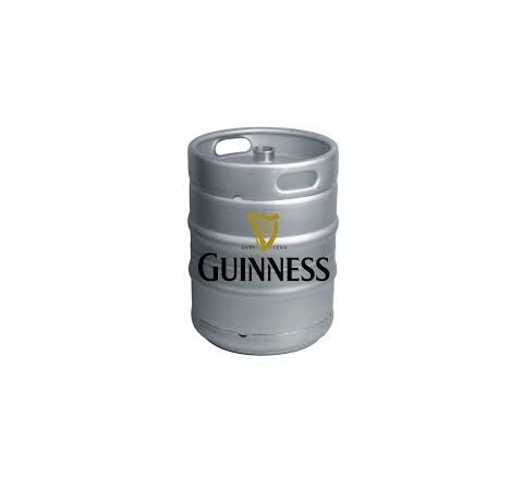 Guinness Beer Keg 50 Litre (11 Gallons)