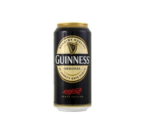 Guinness Original Beer can 500ml - Case of 24