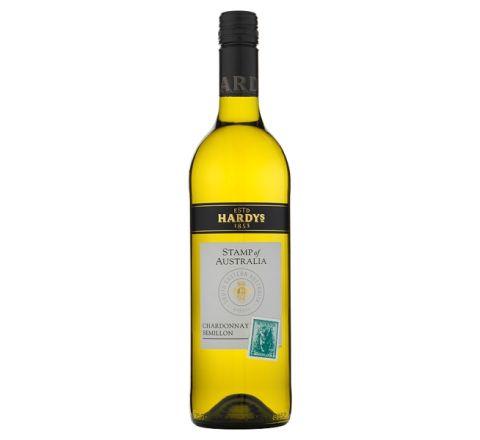 Hardys Stamp of Australia Semillon Chardonnay Wine 75cl - Case of 6