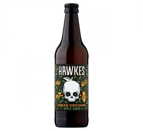Hawkes Urban Orchard Apple Cider NRB 500ml - Case of 12