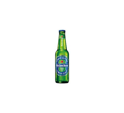 Heineken 0.0 Beer NRB 330ml - Case of 24