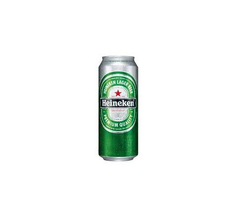 Heineken Beer can 568ml - Case of 24
