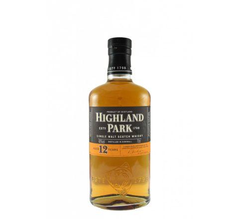 Highland Park 12 YO Whisky 70cl