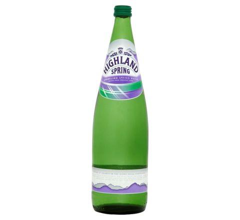 Highland Spring Sparkling Water NRB 1 Litre - Case of 12