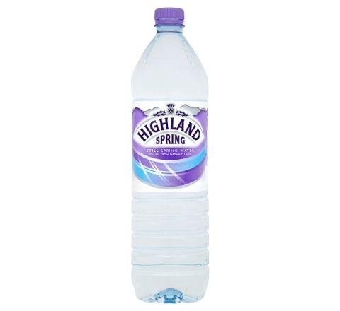 Highland Spring Still Water 1.5 Litre - Case of 12