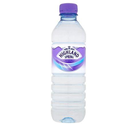 Highland Spring Still Water PET 500ml - Case of 24