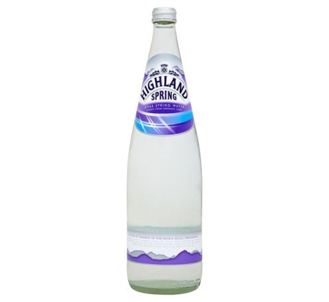 Highland Spring Still Water NRB 1 Litre - Case of 12