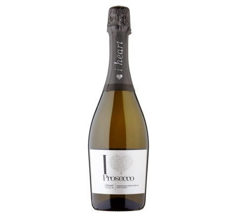 I Heart Prosecco 75cl - Case of 6