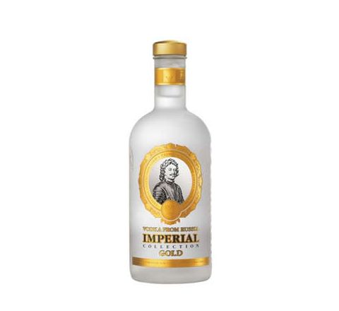 Imperial Collection Gold Vodka 1.5 Litre