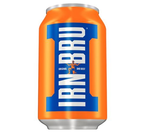 Irn Bru PM 49p can 330ml - Case of 24