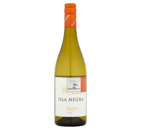 Isla Negra Reserva Chardonnay Wine 75cl - Case of 6