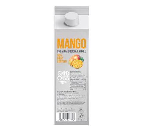 Island Oasis Mango Puree 1kg