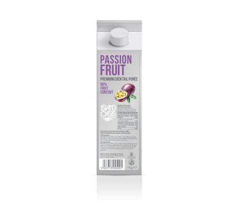 Island Oasis Passionfruit Puree 1kg