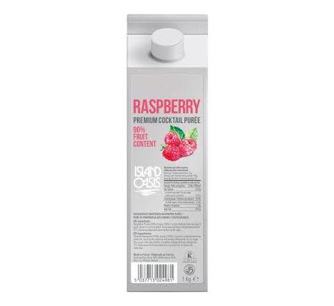 Island Oasis Raspberry Puree 1kg