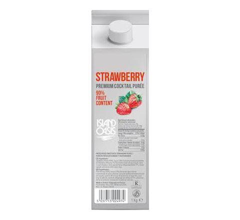 Island Oasis Strawberry Puree 1kg
