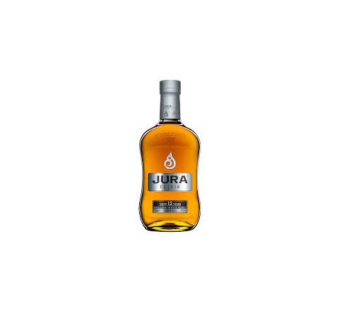 Isle of Jura 12 YO Whisky 70cl - Case of 6