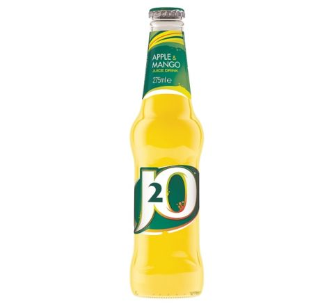 J2O Apple & Mango Juice 275ml - Case of 24