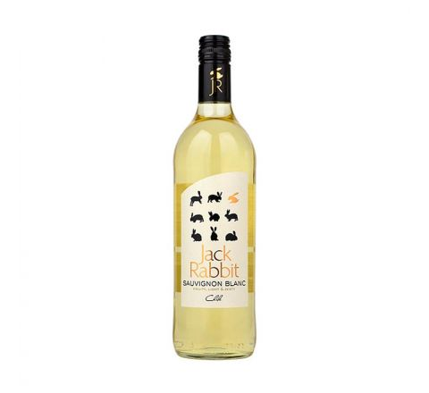 Jack Rabbit Sauvignon Blanc WINE 75cl - CASE OF 6