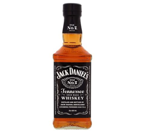 Jack Daniel's Old No.7 Whisky 35cl - Case of 6