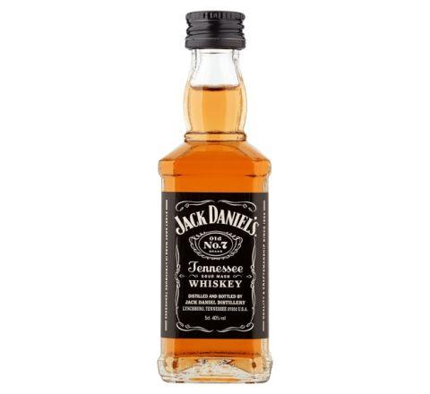 Jack Daniel's Old No.7 Whisky Miniature 5cl - Case of 10