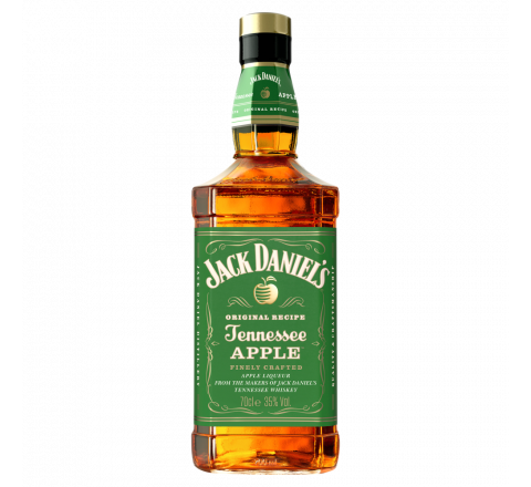 Jack Daniels Tennessee Apple 70cl - CASE OF 6
