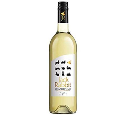 Jack Rabbit Chardonnay WINE 75cl - CASE OF 6