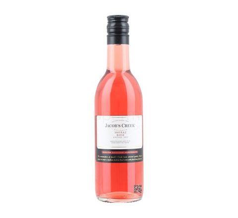 Jacob's Creek Shiraz Rose' Wine Miniature 187ml - Case of 12