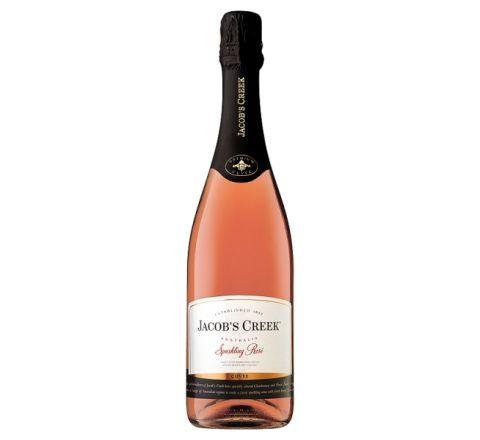Jacob's Creek Sparkling Rosé 75cl - Case of 6