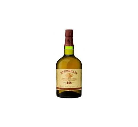 Jameson Redbreast 12 YO Whisky 70cl - Case of 3