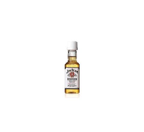 Jim Beam Bourbon Miniature 5cl - Case of 12