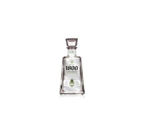 Jose Cuervo 1800 Coconut Tequila 75cl - Case of 6