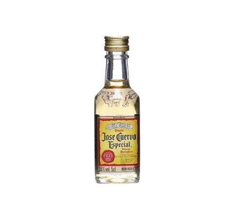 Jose Cuervo Gold Tequila 5cl - Case of 12