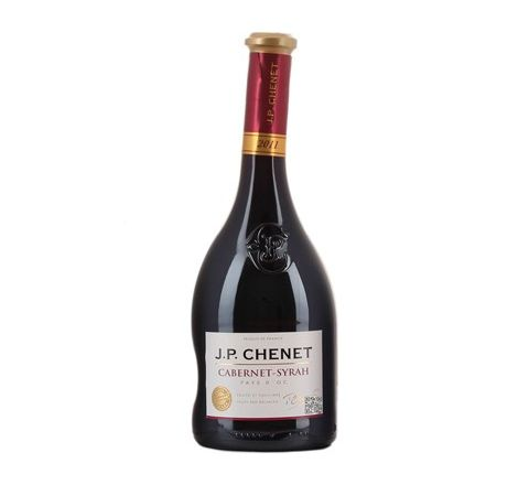 JP Chenet Cabernet Syrah Wine 187ml - Case of 6
