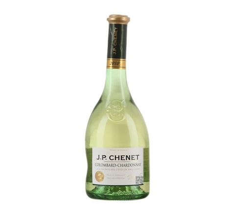 JP Chenet Colombard Chardonnay Wine 75cl - Case of 6