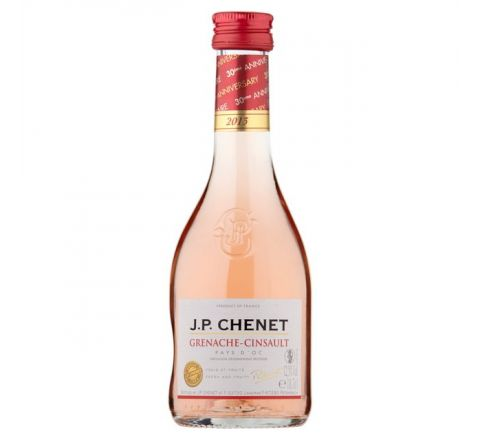 JP Chenet Grenache Cinsault Wine Miniature 187ml - Case of 6