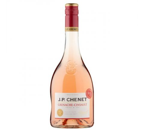 JP Chenet Grenache Cinsault Wine 75cl - Case of 6