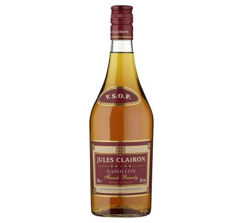 Jules Clairon Brandy 70cl - Case of 6