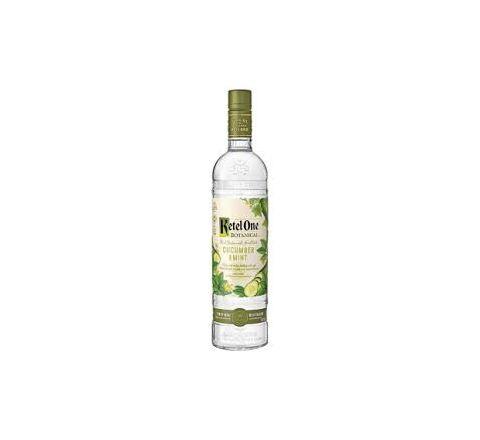 Ketel One Botanical Cucumber & Mint Vodka 70cl - Case of 6