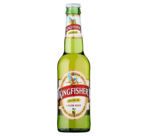 Kingfisher Beer NRB 330ml - Case of 24
