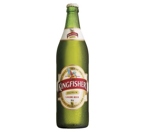 Kingfisher Beer NRB 650ml - Case of 12