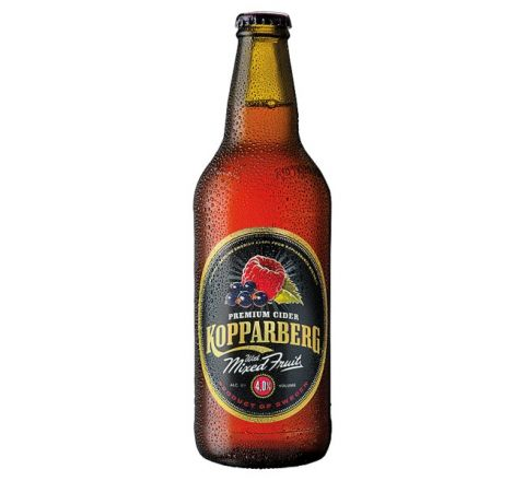 Kopparberg Mixed Fruit Cider NRB 500ml - Case of 15
