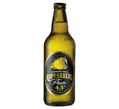 Kopparberg Pear Cider NRB 500ml - Case of 15