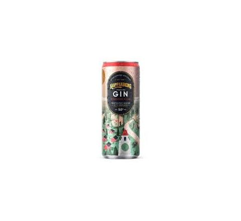 Kopparberg Strawberry & Lime Gin Can 250ml - Case of 12