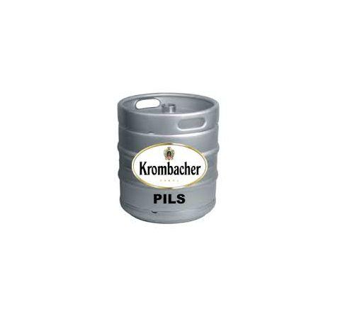 Krombacher Pils Beer Keg - 50 Litre (11 Gallons)