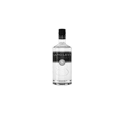 Langley's No.8 Gin 70cl - Case of 6