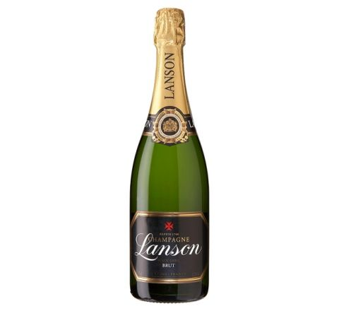 Lanson Black Label Champagne 75cl - Case of 6