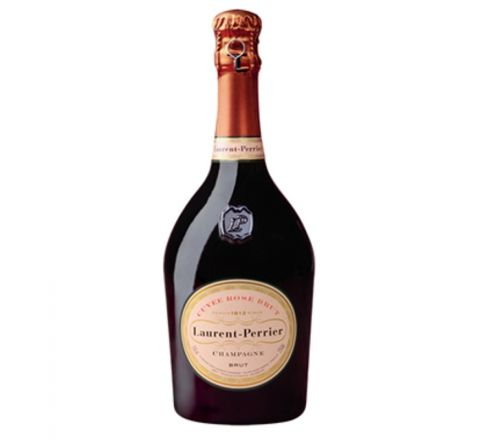 Laurent Perrier Rosé Cuvée Champagne 75cl - Case of 6