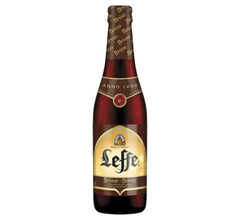 Leffe Brune Beer NRB 330ml - Case of 24