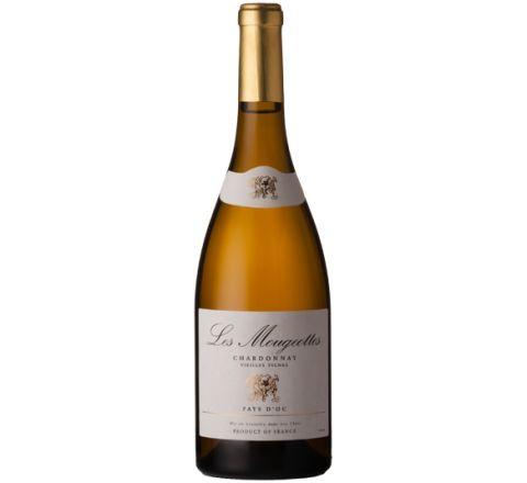 Les Mougeottes Chardonnay IGP Pays d'Oc 2016 Wine 75cl - Case of 6