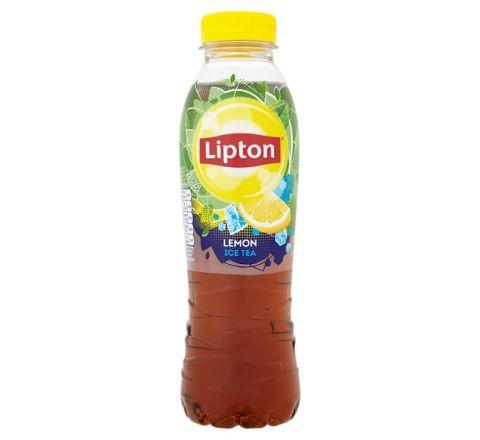 Lipton Ice Tea Lemon 500ml - Case of 12